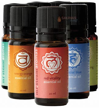 Chakra Blend Essential Oils