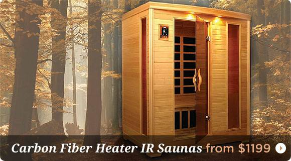 Buy Infrared Saunas for Sale