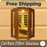 Carbon Fiber Infrared Saunas