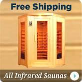 Infrared Saunas Free Shipping
