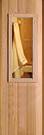 Cedar Sauna Door 1