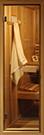 Cedar Sauna Door 3