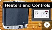 Tylo Sauna Heaters, Controls