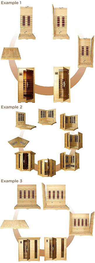 easy sauna assembly