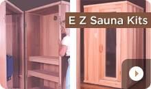 110 Volt Portable Saunas