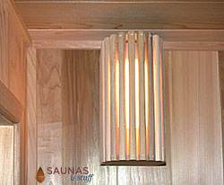 Cedar Sauna Lamp Shade